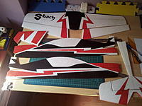 Name: sbach0001.jpg Views: 353 Size: 88.6 KB Description: All cut out and painted! Was a hell of a masking job...hehe