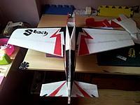 Name: sbach0003.jpg Views: 334 Size: 71.9 KB Description: Glued up! UHU Por everywhere!