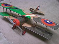 Name: Electrifly SPAD XIII.jpg
