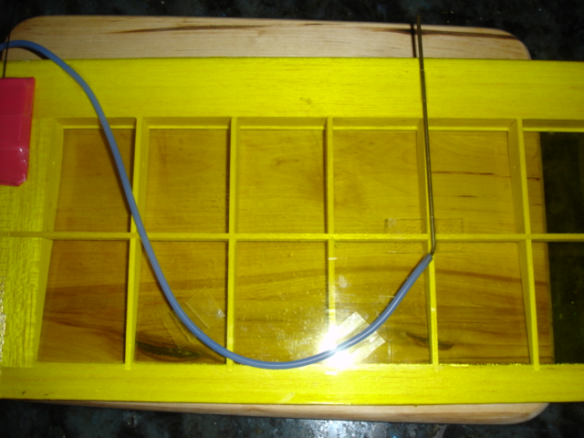 Name: sunracer_008.jpg Views: 748 Size: 153.0 KB Description: Here is the Pitot tube and hose taped to the Brummi wing.