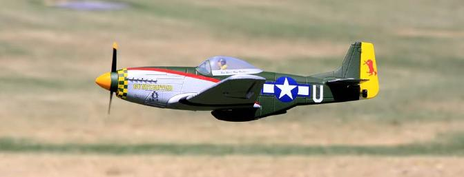 Parkzone P 51 Mustang Brushless Powered Rtf And Bnf