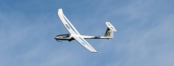 Multiplex Heron High Performance RR Electric Sailplane Review