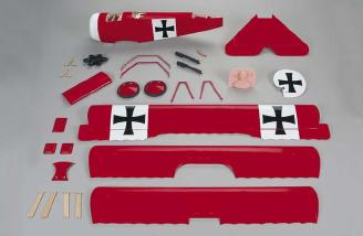 The complete kit contents. Picture