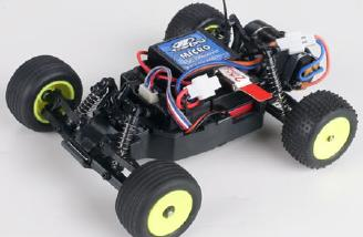 The chassis on the Micro-T and the Micro-Baja are the same tub chassis.