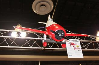 The ElectriFly Gee Bee Receiver-Ready EP Sport/Scale Plane