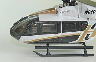 EC145 ready to fly