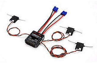 Spektrum AR9110 is a Power Safe Receiver