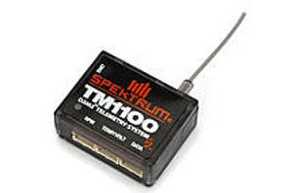 TM1100 fly-by telemetry receiver