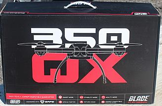 My 350 QX doesn't fit in its original box with the taller legs installed.