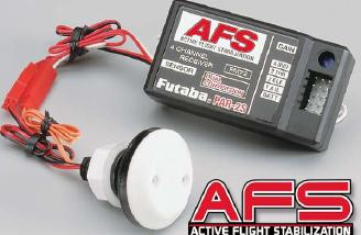 AFS sensor and receiver/control unit combination.