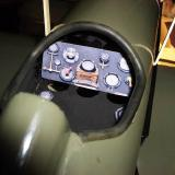 The cockpit dashboard installed in the SE5a.