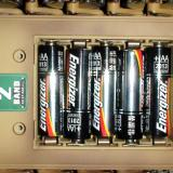 The second layer of batteries installed in the Tiger tank, same on Leopard2 A5.