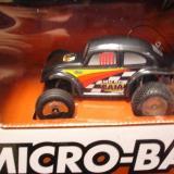 A gray Micro-Baja