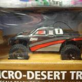 A gray Micro-Desert Truck