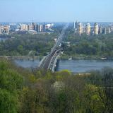 Kiev is a modern city