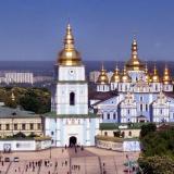 St Michael's church in Kiev