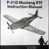 A very nice instruction manual comes with the RTF.