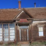Bodie was the 12th largest city in CA at one time.