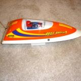 The Reef Racer 2 came fully decorated right out of the box.