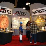 Hitec/Multiplex booth