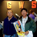 EZone'rs Jimmy & Lini stop by GWS
