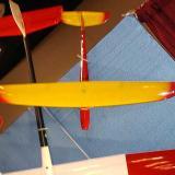 The Sunracer F5D pylon racer