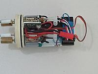 Name: WTC Layout.jpg Views: 204 Size: 105.6 KB Description: I made my own magnetic couplers for the control linkages.  The ESC is located between the two direct drive floating motors.  Also shown are two mini servos and the receiver.  I like to use every inch of space in these WTCs.