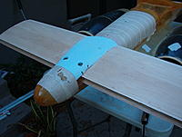 Name: IM003436.jpg Views: 95 Size: 193.4 KB Description: Almost- not perfect but nobody will see this part while it's on the ground, or flying.