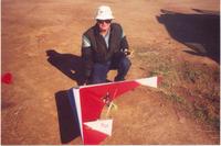 Name: Rickart wing at Eloy.jpg Views: 372 Size: 29.0 KB Description: Tex Rickard Wing.