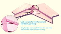 Name: step_05.jpg Views: 1521 Size: 67.1 KB Description: More pink foam and more hotglue. As well as reinforcement