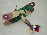 Name: DSC04059.jpg Views: 48 Size: 196.2 KB Description: Gulliows Nieuport. I keep it around to remind me that bricks don't make good flyers