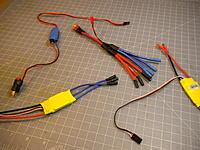 """Name: DSCN2847.jpg Views: 163 Size: 245.5 KB Description: parts added: bec; """"Octopus harness""""; 4 HW 25A ESC's"""