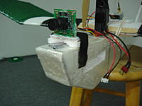 Name: DSC00297.jpg Views: 91 Size: 122.7 KB Description: Velco strap across the camera mount