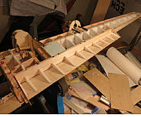 Name: B-29 flap build 2.jpg