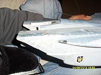 Name: SL370233.jpg Views: 34 Size: 160.6 KB Description: hot water helped bring back the foam