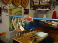 Name: GWS Glue Prop.jpg Views: 132 Size: 73.0 KB Description: GWS glue tube used as a prop. One pound wing on this Beaver. LG wire guage matches the weight on this one.