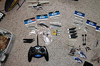Name: IMG_0186.jpg Views: 75 Size: 307.7 KB Description: the stuff on the right of this pic is MSR parts that are (not) included