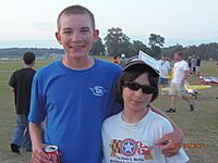 Name: JOE NALL 2013 TYLER WITH AARON.jpg Views: 95 Size: 132.3 KB Description: