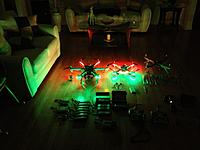 Name: mypics 138.jpg Views: 114 Size: 154.9 KB Description: Quadcopter is very bright! Thanks to an LED spotlight on the bottom
