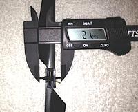 Name: Revell_ProtoCX_Blade_Measurement_post-to-post.jpg Views: 122 Size: 69.3 KB Description: