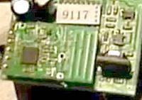 "Name: 9117-PCB_Top001-Antenna.jpg Views: 59 Size: 8.9 KB Description: Antenna = Zigzag pattern below ""9117"""
