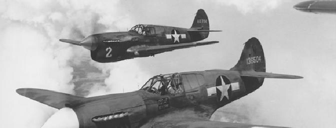 USAF P40s