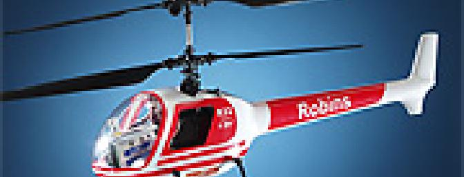 Here is MY R22! The one in Expansion Pack 4 is a nitro powered version and loads of fun to fly.