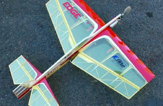 Did you notice how few wing ribs there are? It helps keep the airframe paper light.