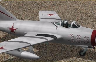 The Turbine Mig 15 in Expansion pack 4