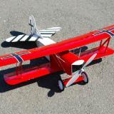 A Fokker ready to fight.