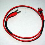 You probably already have cables like this made up for whatever charger you currently are using