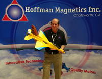 Name: IMGP5534_c.jpg Views: 971 Size: 74.7 KB Description: Pete, his custom Phase 3 F16 with 70mm fan and the new company!