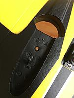 Name: IMG_0766.jpg Views: 23 Size: 287.7 KB Description: Minor foam obstruction in H-stab CF rod hole.