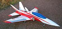"""Name: Scorpion Jet.jpg Views: 601 Size: 89.9 KB Description: Scorpion Jet, Turbine, 83""""L Wingspan 70"""""""